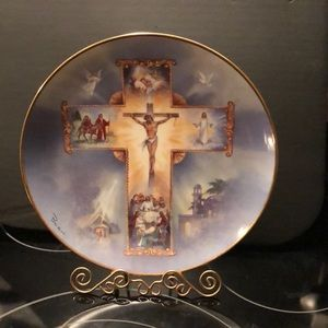 Franklin mint the life of Christ